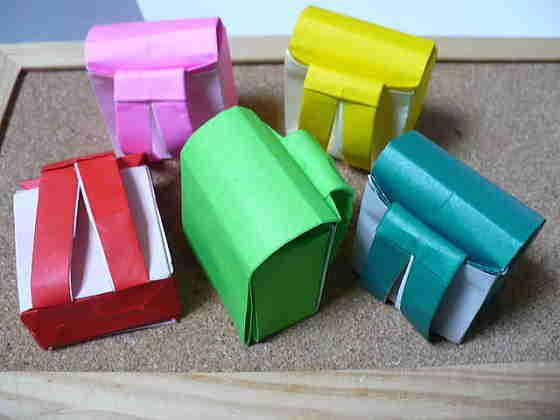 ハート 折り紙 ランドセル 折り紙 折り方 : ranndoseru.info
